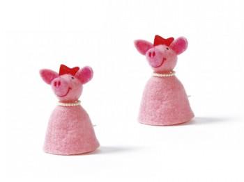 Eierwärmer Schwein