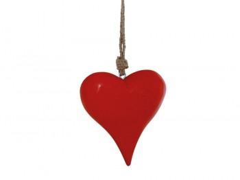 Herz aus Holz - groß