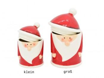 Keksdose - Weihnachtsmotiv - Nikolaus