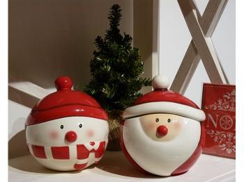 Keksdose Weihnachtsmotiv 2er Set