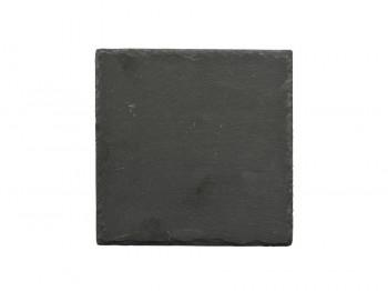 Schieferplatte 20 x 20 cm