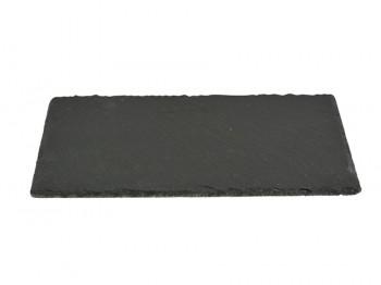 Schieferplatte 30 x 20 cm