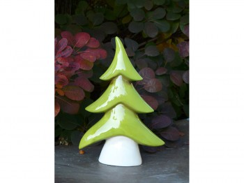 Tannenbaum aus Keramik - groß