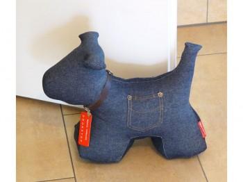 Türstopper Hund Größe XL - Jeans