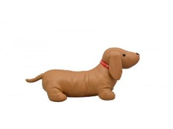 Türstopper Hund XL - braun