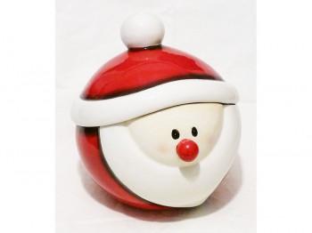 Keksdose Weihnachtsmotiv Weihnachtsmann