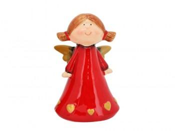 Kleiner Engel - rot