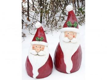 Weihnachtsmann - Santa mittel - ca. 60 cm hoch