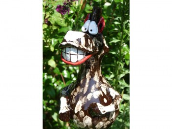 Gartenstecker Pferd