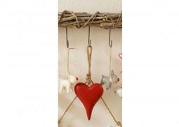 Herz aus Holz - klein