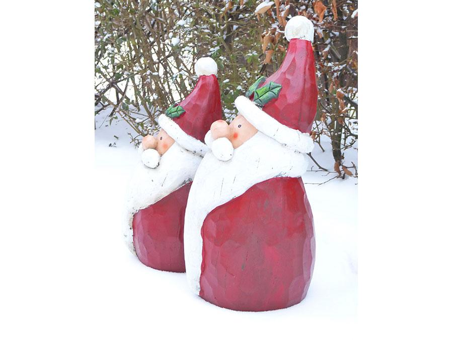 weihnachtsmann santa ca 60 cm hoch. Black Bedroom Furniture Sets. Home Design Ideas