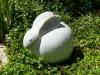 Großer Hase aus Keramik