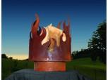 Feuerschale - Feuerkorb *Flamme*