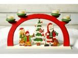 Kerzenbogen – Kinder & Santa