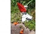 Gartenstecker Storch