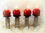 Kerzenständer - Advent